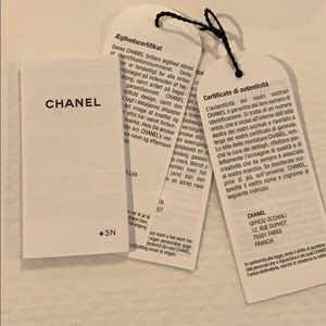 CHANEL Other - Chanel sunglasses